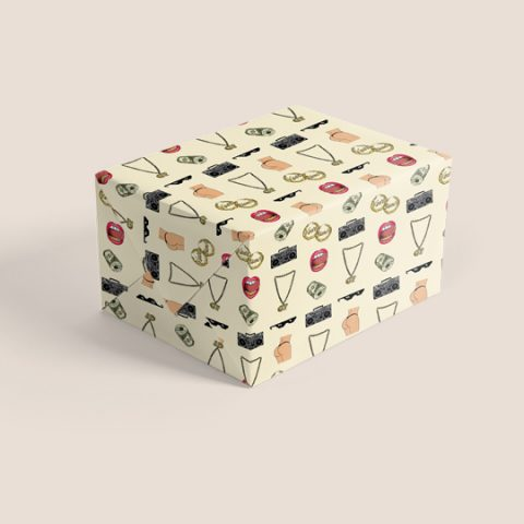 (W)rapping paper
